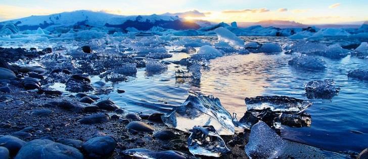 laguna di Jokulsarlon islanda Islanda  foto e informazioni utili