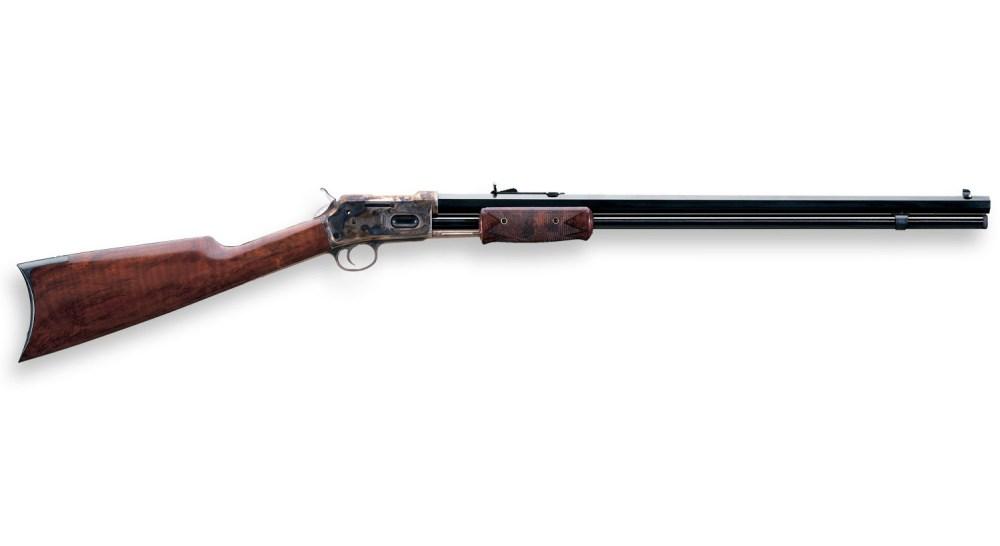 medium resolution of 1884 lighting rifle checkering forend g36 bbl 24
