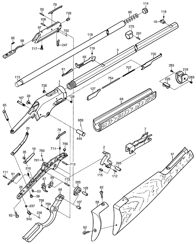 Burgess Lever Action Rifle Amp Carbine