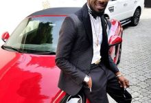 Photo of D'Banj & Wife Welcome New Baby Boy In The US