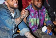 Photo of Chris Brown & Davido Perform Together On Stage In the US For The 2nd Time