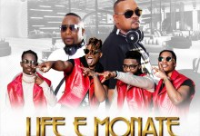 "Photo of Augmented Soul releases ""Life E Monate"" EP featuring Soweto's Finest"