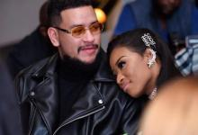 Photo of DJ Zinhle Silences Critics As She Declares Her Love For AKA And Kairo