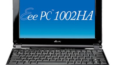 Photo of A Glimpse Of The New ASUS Eee PC 1002HA