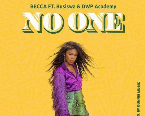 """Ghana-SA Becca Links Up With Busiswa And DWP Academy For """"No One"""""""