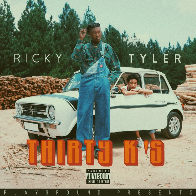 """Check Out Ricky Tyler's New Song """"Thirty K's"""""""