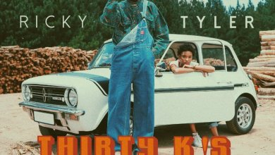 """Photo of Check Out Ricky Tyler's New Song """"Thirty K's"""""""