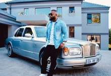 Photo of Cassper Nyovest Called Out For Being Privileged