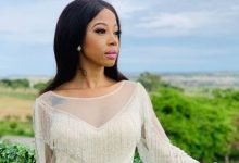 Photo of Kelly Khumalo Reacts To Getting Bullied For Her Tears Over Coronavirus