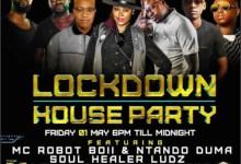 Photo of DJ Shimza, Mas Musiq, Speedsta, Lemon & Herbs, Ludz & Soul Healer For Friday 1st May Channel O Lockdown House Party Mix