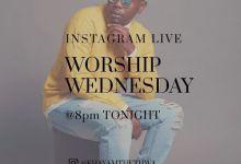 Photo of Watch Khaya Mthethwa Instagram Live Worship Wednesday