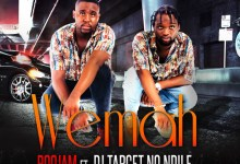 """Photo of Boojam Gets The Assistance Of DJ Target No Ndile For """"Wemah"""""""