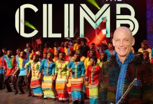 """Photo of Flautist Wouter Kellerman And Mzansi Youth Choir Releases """"The Climb"""""""