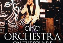 "Photo of AKA ""Orchestra On The Square"" Now Streaming Live On His AKAtv App"
