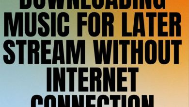 Photo of Downloading Music For Later Stream Without Internet Connection