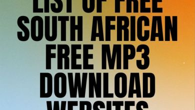 Photo of List Of Free South African Free Mp3 Download Websites
