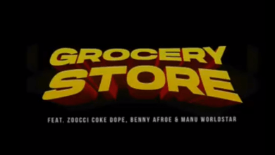 Photo of New DJ D Double D 'Grocery Store' Ft. Zoocci Coke Dope, Benny Afroe & Manu Worldstar Dropping Soon