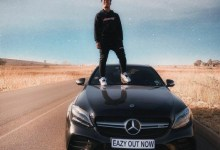 Photo of Benz-boy, Nasty C SHows Off His Black Benz