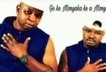 """Photo of The Double Trouble Serves """"Ge Kemonyaka Kea Monyaka"""""""