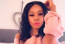 """Photo of Kelly Khumalo Hits Back At Troll Who Called Her A """"Murderer"""""""