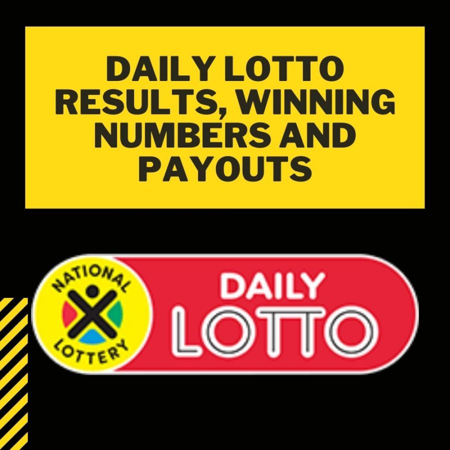 SA Daily Lotto Results, Winning Numbers, Jackpot And Payouts
