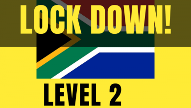 Photo of Here Are The New Level 2 Lockdown Rules For SA