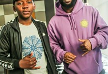 "Photo of Zaka Crooner, ""Aymos"" Hints At Having A Cassper Nyovest Featured Song"