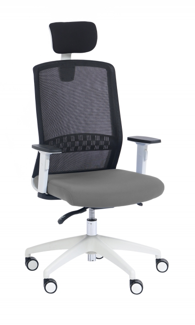 office chair comfort accessories massage brands ubise officepro your supplier of chairs seats and scott blanc accoudoirs 2d synchronous in mesh