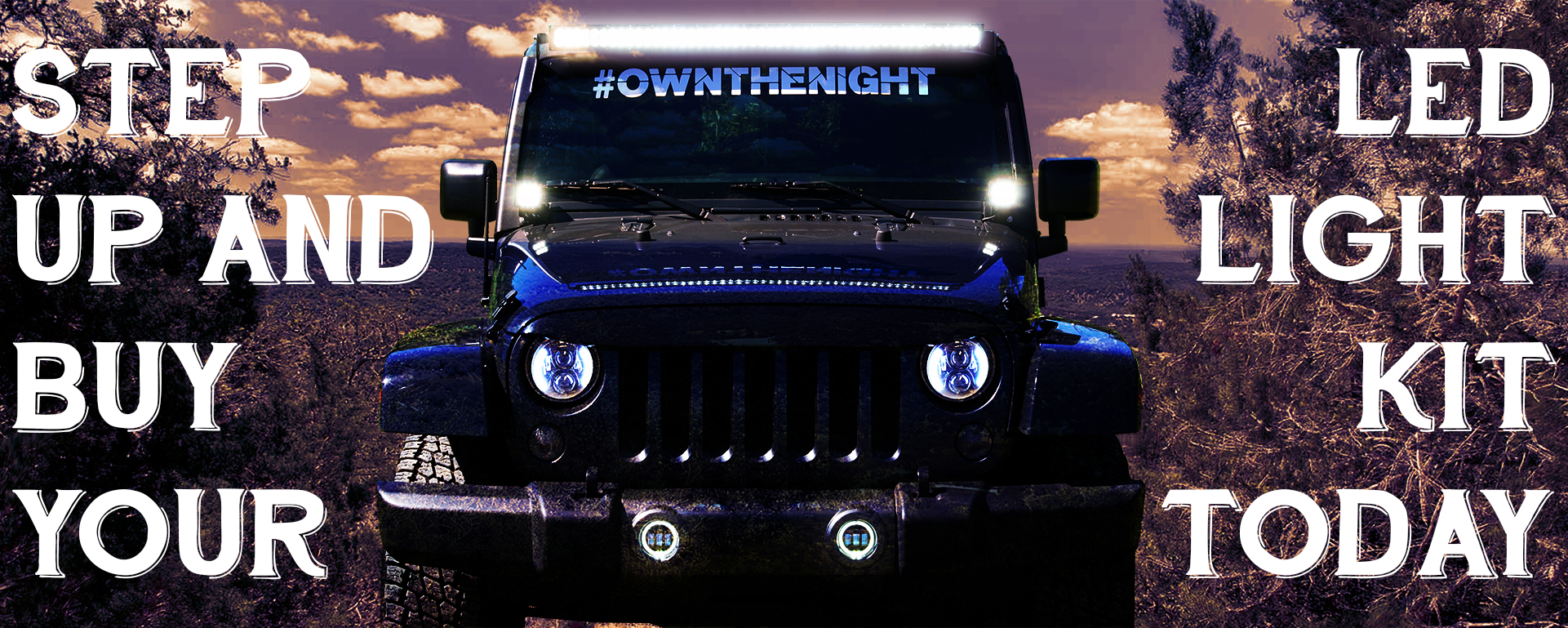 hight resolution of click to see the own the night product line below