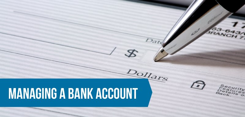 The Young Adult S Guide To Managing A Bank Account Adulting 101