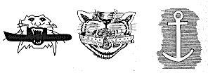 U-boat Emblems & Insignia: U-510 thru U-520