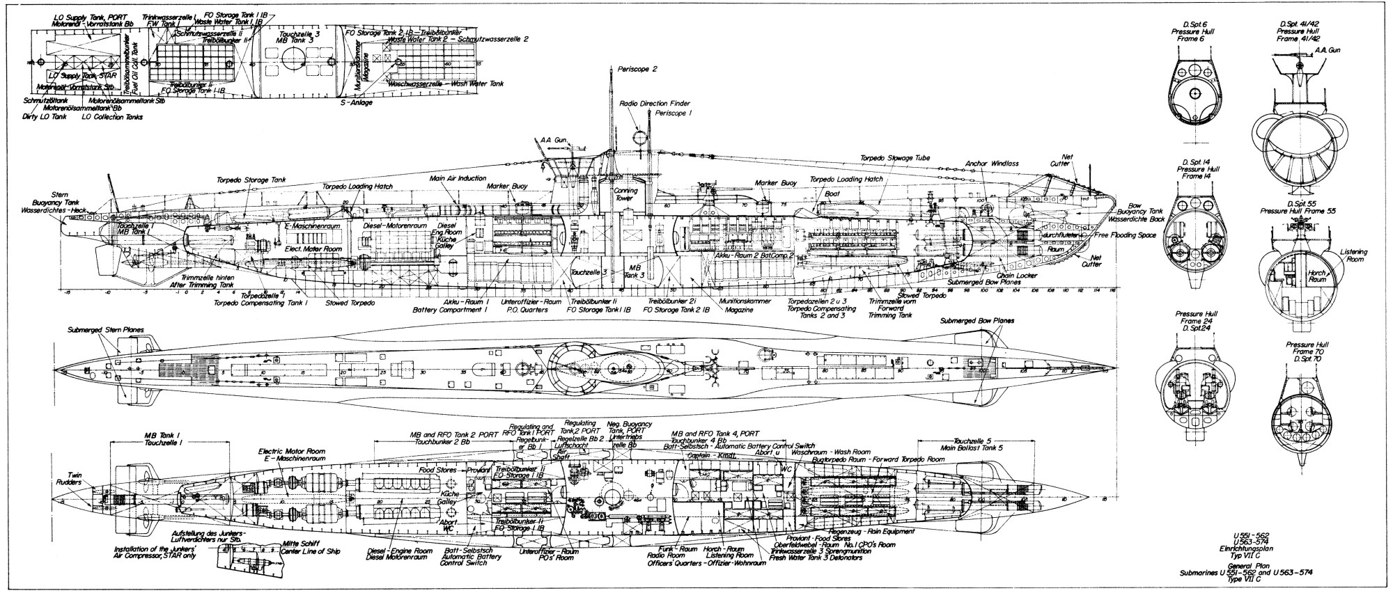 hight resolution of type viib german u boat diagram wiring diagram img type viib german u boat diagram wiring
