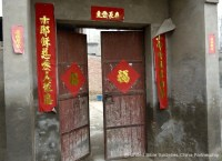 Chinese New Year Door Decorations | www.pixshark.com ...