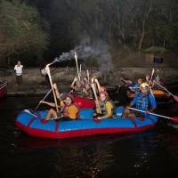 Bali Night Rafting