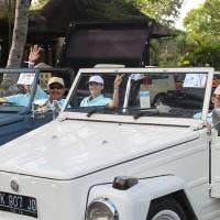 Bali Amazing Race Ubud Camp Half Day - VW Safari
