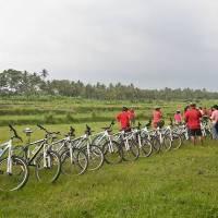 Bali Outbound Bongkasa Half Day - Cycling