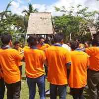 Sanata System Outbound di Ubud Camp Bali