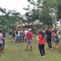 Pyramid Club Bali Outbound Fun Team Building