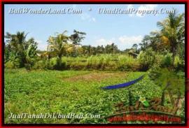 Magnificent PROPERTY UBUD BALI 800 m2 LAND FOR SALE TJUB457