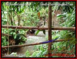 Beautiful LAND FOR SALE IN UBUD TJUB489