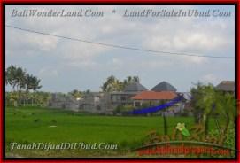 FOR SALE Affordable 950 m2 LAND IN UBUD TJUB428