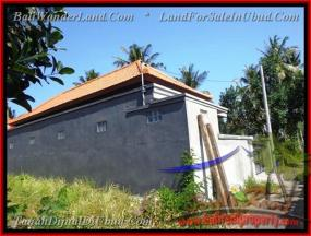 Exotic PROPERTY LAND FOR SALE IN UBUD TJUB433