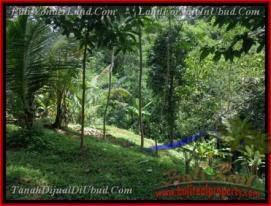 FOR SALE 1,200 m2 LAND IN UBUD TJUB422