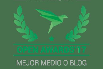Conoce los ganadores de los premios OpenAwards 2017