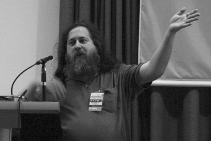 ¡Feliz cumpleaños Stallman!