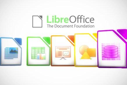 Libre Office: Una buena suite ofimática que se abre paso