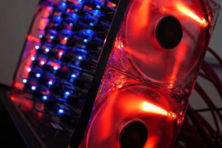 RPiCluster: 10 GFLOPS de potencia Raspberry Pi