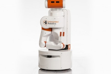 UBR-1, robot económico basado en Ubuntu por 35.000 dólares