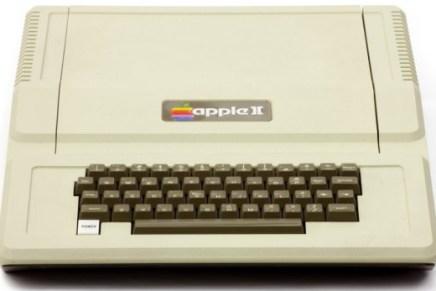 Liberado el código fuente del Apple II