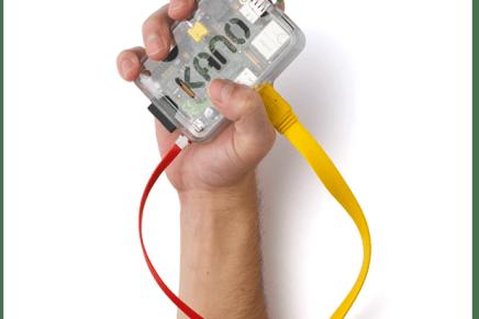 Monta tu propio ordenador con Kano. Kit educativo de construcción.